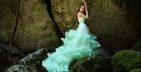 Романтическая или VIP-фотосессия вдизайнерских платьях вфотостудии Bonkers Studio. <b>Скидкадо94%</b>
