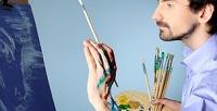 Обучение рисованию всемейной арт-студии «Новый художник». <b>Скидка до72%</b>