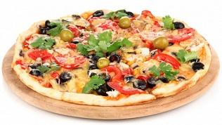 Доставка сета, пиццы