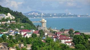 Тур по Сочи и Абхазии
