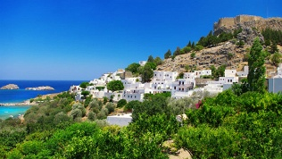 Тур вГрецию наРодос