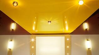 Натяжной ПВХ-потолок