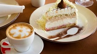 Кофе или чай сдесертом