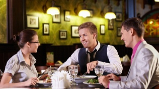 Ресторан Volkoff Sky