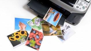 Печать фото, брошюровка