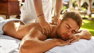 Сеансы массажа