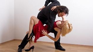 Онлайн-занятия танцами