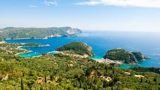 Тур вГрецию, Корфу