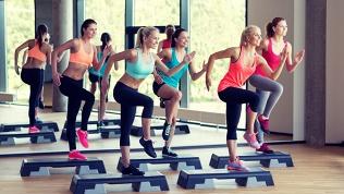 Посещение фитнес-клуба