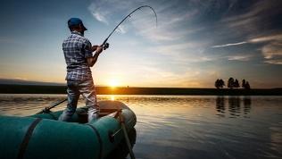Рыбалка натурбазе
