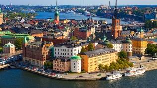 Тур вСтокгольм
