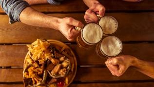 Бельгийский бар «Квак»