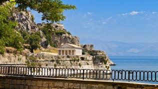 Тур наостров Корфу