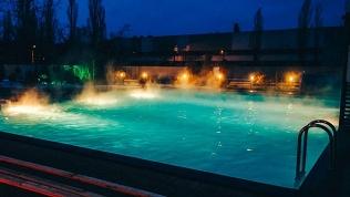 Посещение бассейна, бани