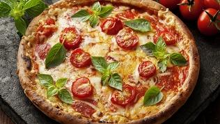 Мини-пицца, пироги