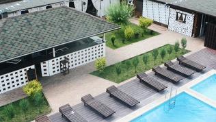 Отель «Резиденция Утриш»