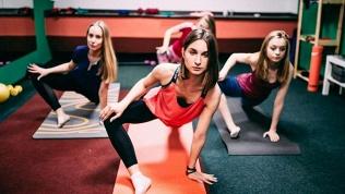 Фитнес-тренировки