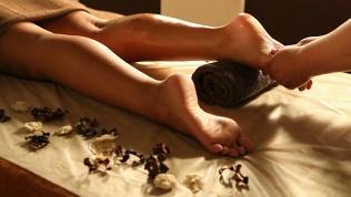 Сеанс тайского массажа