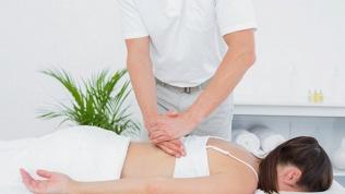 Курс массажа