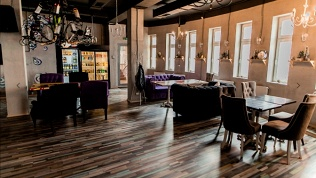 «Lounge Cafe Kот»