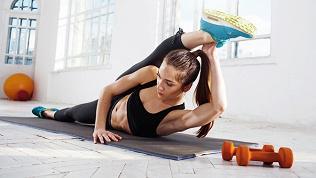 Фитнес, йога, стретчинг