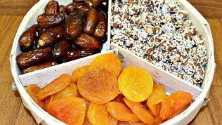 Орехи исухофрукты