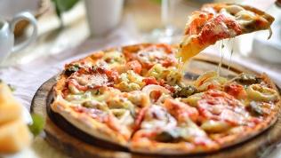 Пицца вкафе Diner`s