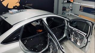 Шумовиброизоляция авто