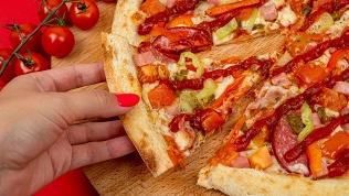 Доставка «Точно!Пицца»
