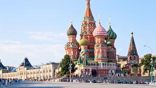 Тур «Привет, Москва»