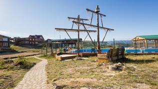 Отдых на берегу Байкала
