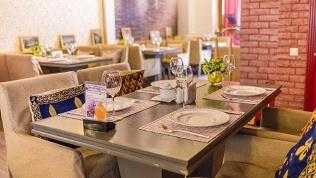 Ресторан «Саратовъ»