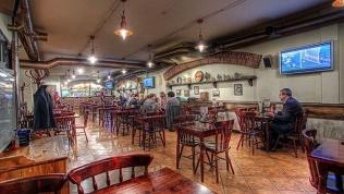 Ресторан «Пьяный дятел»