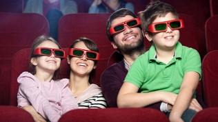 Билеты в7D-кинотеатр