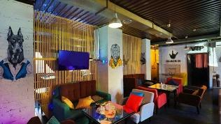 Lounge-бар BlackJi