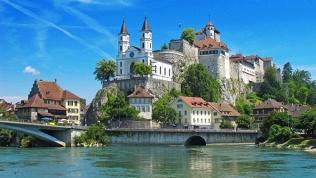 Тур по Швейцарии