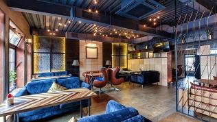 Lounge-бар Factory