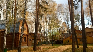 Поселок Боровое Матюшино