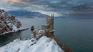 Экскурсионный тур вКрым