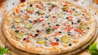 Сет из роллов или пиццы