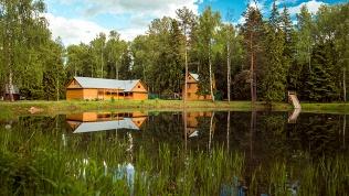 Парк-отель «Озерки»