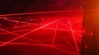 Лазерный квест «ИллюZия»
