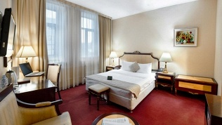 Mandarin Hotel Moscow 4*