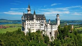 Тур по Баварии
