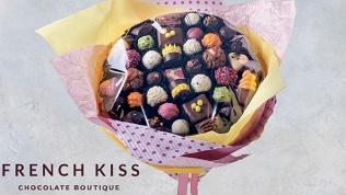 Шоколадный букет, конфеты