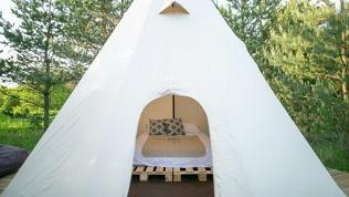 Глэмпинг Boho Camp