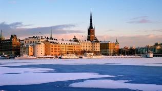 Круиз вШвецию, Эстонию