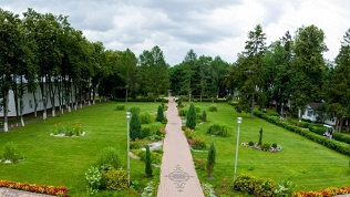 Санаторий «Зелёный город»