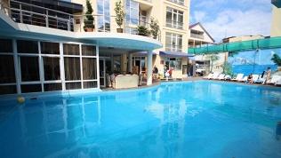 Отдых в отеле «Янаис»