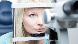 Прием офтальмолога